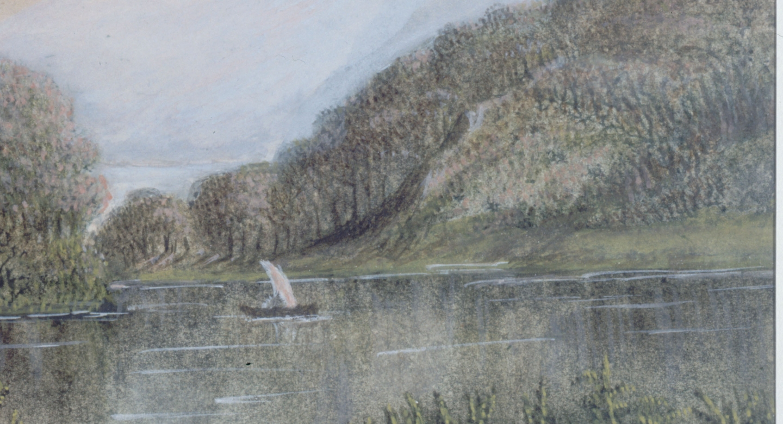 Paysage avec ruines (c) Roger Viollet